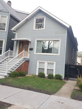 4929 N Seeley, Chicago, IL 60625 Ravenswood