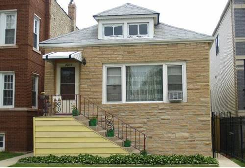 3413 N Ridgeway, Chicago, IL 60618 Avondale