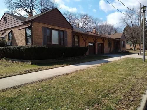 6055 Crain, Morton Grove, IL 60053