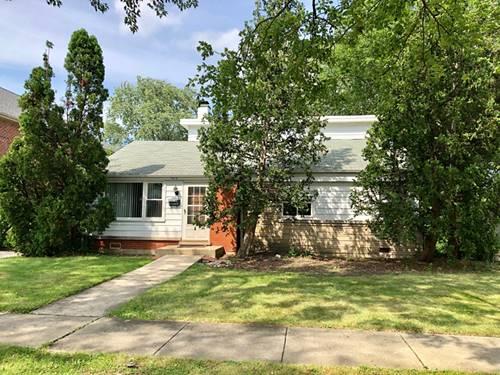 7010 W Wilson, Morton Grove, IL 60053
