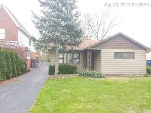 14243 Kostner, Crestwood, IL 60418