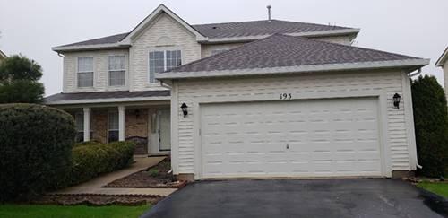 193 Glendale, Bolingbrook, IL 60440
