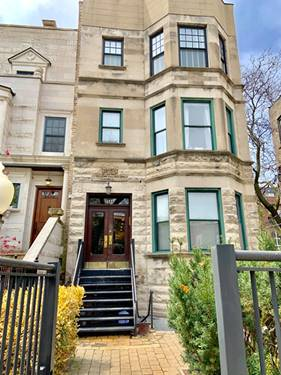 2544 N Burling Unit GARDEN, Chicago, IL 60614 Lincoln Park
