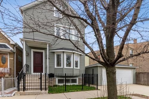 2914 W Nelson, Chicago, IL 60618 Avondale