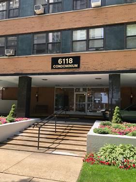 6118 N Sheridan Unit 209, Chicago, IL 60660 Edgewater