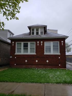 7114 S Maplewood, Chicago, IL 60629 Marquette Park