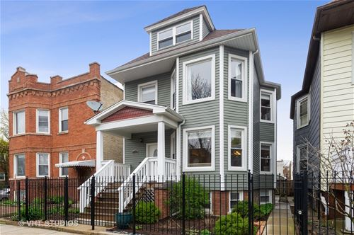 2255 N Avers, Chicago, IL 60647 Logan Square
