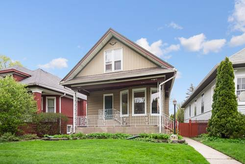 724 N Harvey, Oak Park, IL 60302