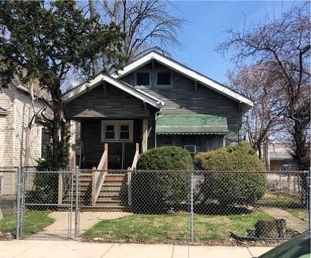 10243 S Parnell, Chicago, IL 60628 Fernwood