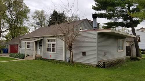 2524 Scott, Franklin Park, IL 60131