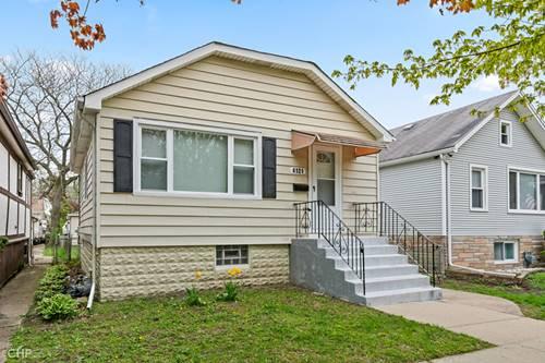 4121 N Ozanam, Norridge, IL 60706