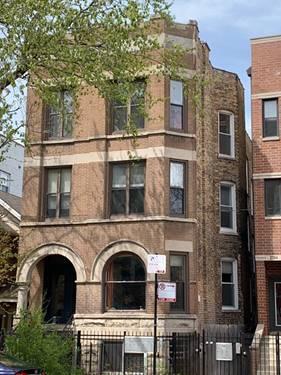 2706 W Cortez Unit 3N, Chicago, IL 60622 Humboldt Park
