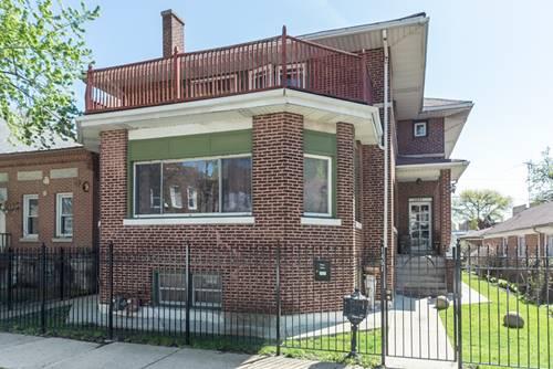 1451 N Avers, Chicago, IL 60651 Humboldt Park