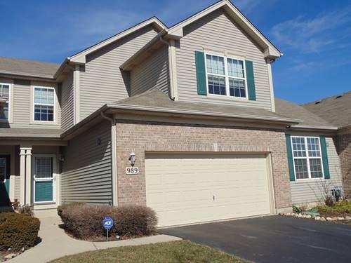 989 Oak Ridge, Elgin, IL 60120