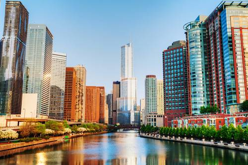 401 N Wabash Unit 77A, Chicago, IL 60611 River North