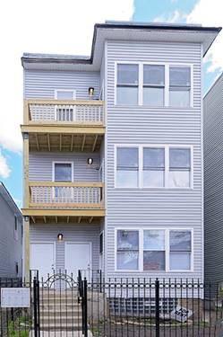 1833 N Kimball Unit 2, Chicago, IL 60647 Logan Square