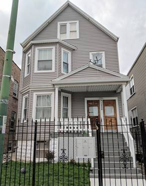 2934 N Lawndale, Chicago, IL 60618 Avondale
