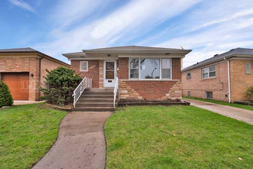 4937 N Newcastle, Chicago, IL 60656 Norwood Park