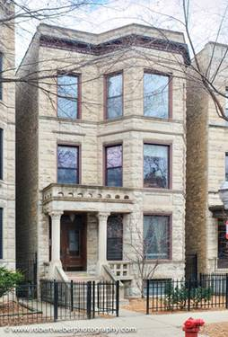826 W Newport Unit 1, Chicago, IL 60657 Lakeview