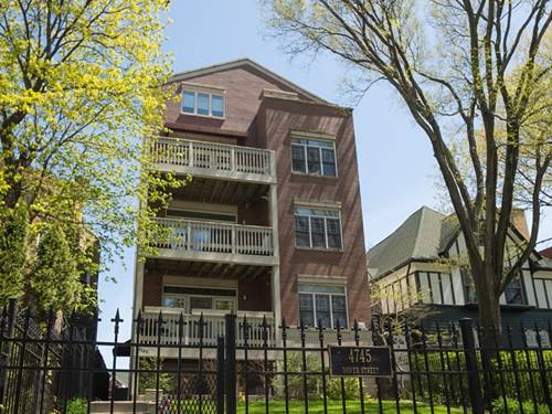 4745 N Dover Unit 2W, Chicago, IL 60640 Uptown