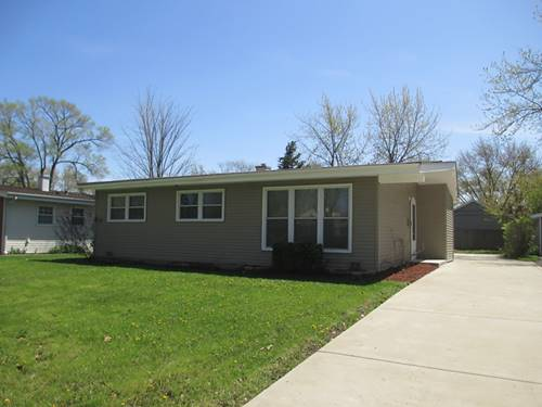 2117 Grouse, Rolling Meadows, IL 60008