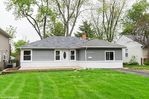 102 N Kenilworth, Mount Prospect, IL 60056