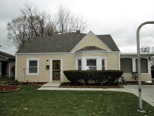 9208 Menard, Oak Lawn, IL 60453