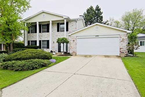 1293 W New Britton, Hoffman Estates, IL 60192