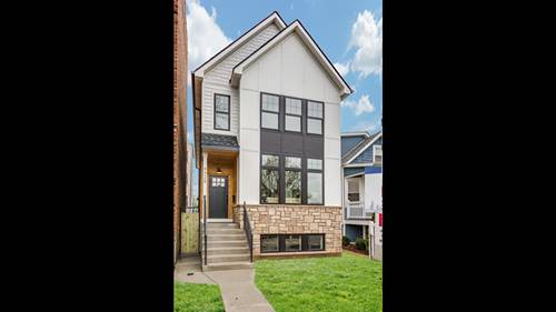4328 N Bernard, Chicago, IL 60618 Irving Park