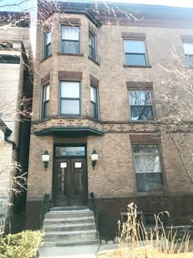 2533 N Burling Unit 2, Chicago, IL 60614 Lincoln Park