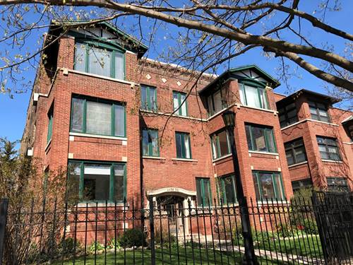 4436 N Malden Unit 2S, Chicago, IL 60640 Uptown