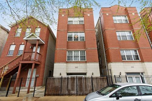 1217 N Honore Unit 2, Chicago, IL 60622 Wicker Park