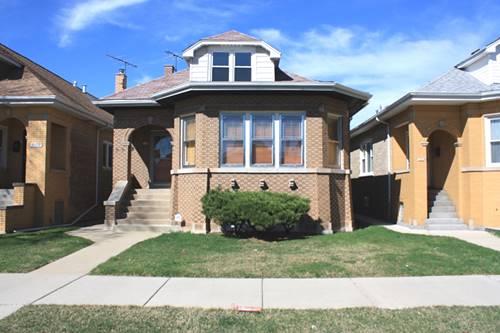 3136 N Monitor, Chicago, IL 60634 Belmont Cragin