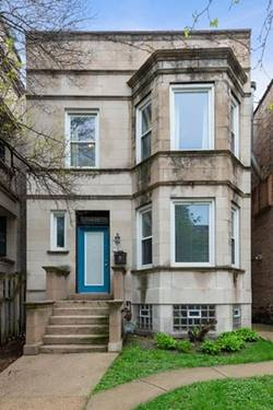 4039 N Kenmore, Chicago, IL 60613 Uptown