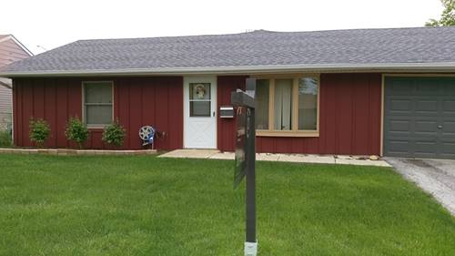4537 Saratoga, Richton Park, IL 60471