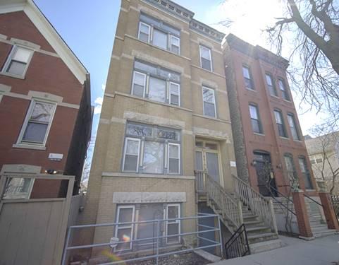 1651 N Claremont Unit 2, Chicago, IL 60647 Bucktown