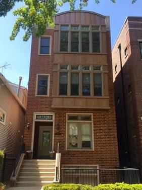 3834 N Janssen Unit 3, Chicago, IL 60613 Lakeview