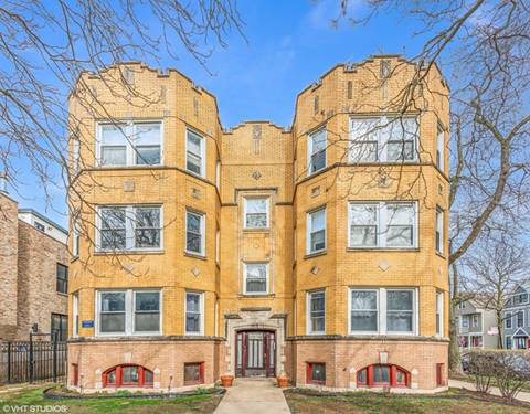 3235 N Oakley Unit 2S, Chicago, IL 60618 Roscoe Village