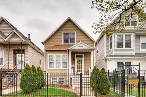 1744 N Sawyer, Chicago, IL 60647 Logan Square