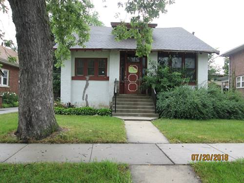 10963 S Homewood, Chicago, IL 60643 Morgan Park