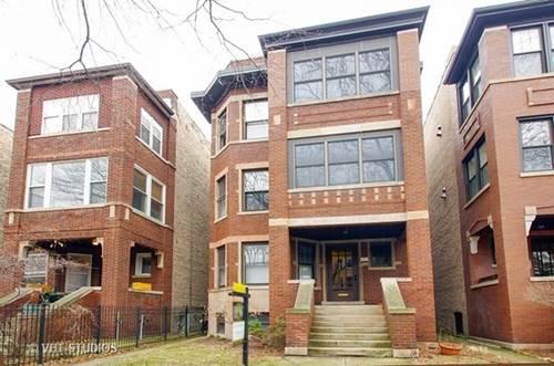 1418 W Olive Unit 3, Chicago, IL 60660 Edgewater