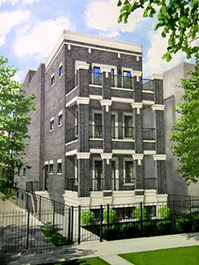 2422 N Racine Unit 3, Chicago, IL 60614 Lincoln Park