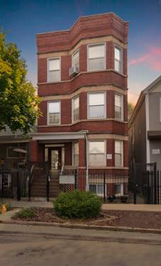 1651 N Francisco Unit 1F, Chicago, IL 60647 Logan Square