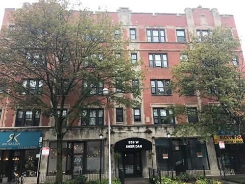 839 W Sheridan Unit 419, Chicago, IL 60613 Lakeview