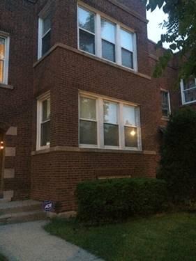 4117 N Francisco Unit 2, Chicago, IL 60618 Irving Park