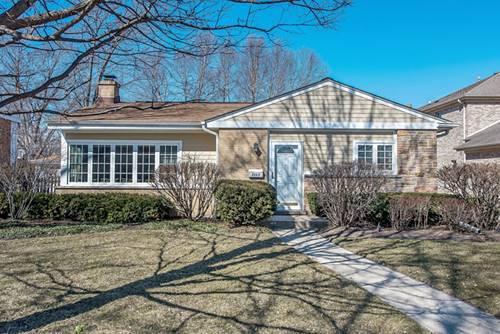 2322 Birchwood, Wilmette, IL 60091
