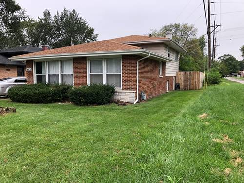 14538 Kimbark, Dolton, IL 60419