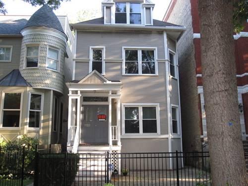 1128 W Lill Unit 1, Chicago, IL 60614 Lincoln Park