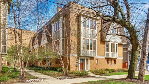 3147 N Honore, Chicago, IL 60657 Hamlin Park