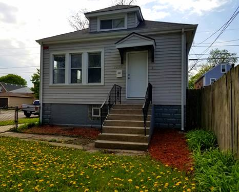 7258 S Campbell, Chicago, IL 60629 Marquette Park
